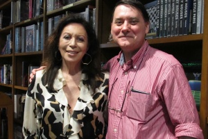 Joan Z. Shore and Bryan R. Monte at Books & Books