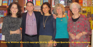 Readers from AQ's 2014 Yearbook Party
